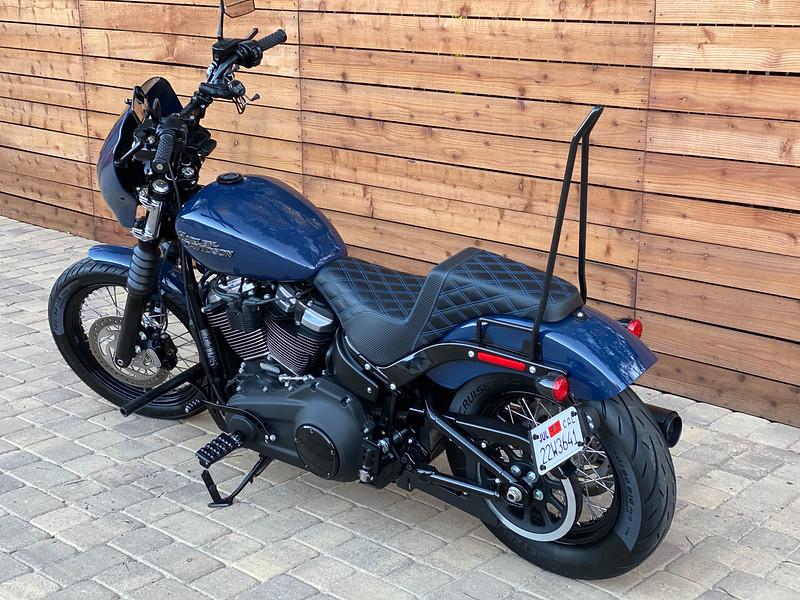 Harley-Davidson Dyna Custom -  (6)