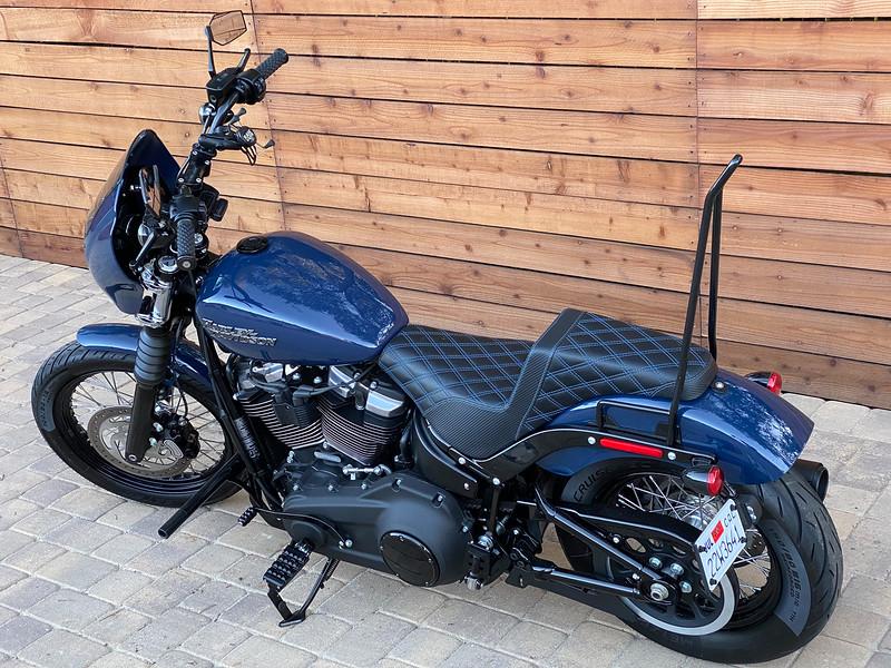 Harley-Davidson Dyna Custom -  (8)