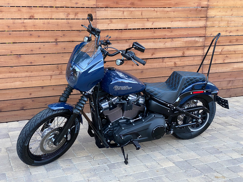 Harley-Davidson Dyna Custom -  (5)