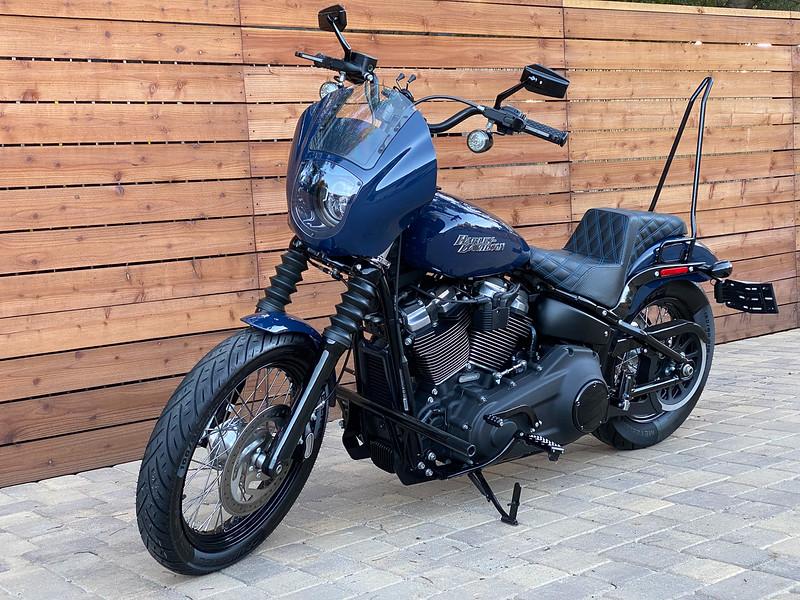 Harley-Davidson Dyna Custom -  (7)