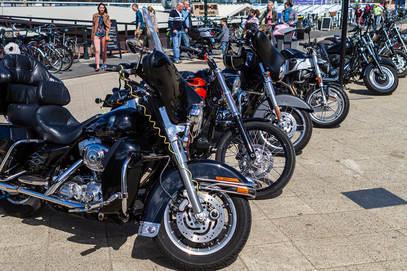 Harley-Davidson Queen's Day Ride Out