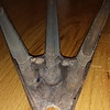 Look at this picture close. I want to show the reinforcement of the down rods