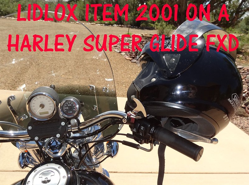 Item 2001 on a 2009 HD Super Glide FXD