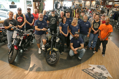 Harley Davidson Motor Cycles in Leominster