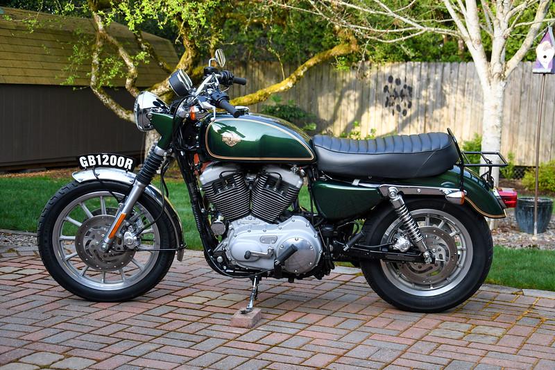Harley GB1200R -  (1)