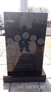The Memorial at Woodstock Harley.