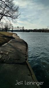 Ottawa, along the Illinois River.