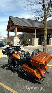 Stopped at Woodstock HD.