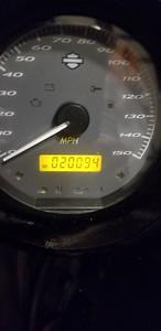 4232 miles for the season.