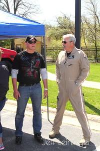 John Kaltenbach and Dave Sawsville.