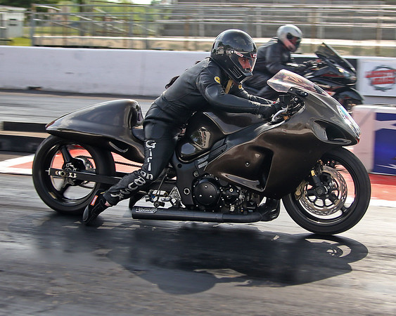 Harleys at the Dragway May-2016
