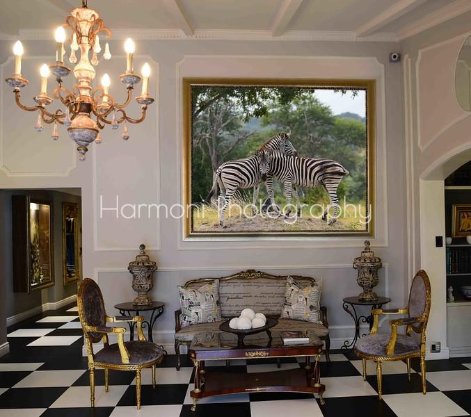 Zebra lovers - luxury mockup