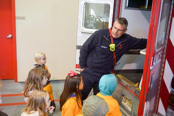 Harmony Fire Company Visit