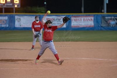 20190427 - Girls Softball - Nationals vs Red Sox
