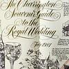The Charrington Souvenir Guide to the Royal Wedding - July 1981