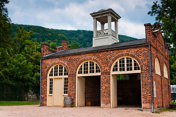 John Brown's Fort, Harper's Ferry, WVA