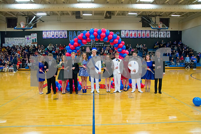 Harpeth Basketball Homecoming