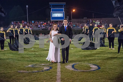 Harpeth Homecoming Court Presentations