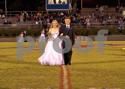 Harpeth Football Homecoming Court 2012