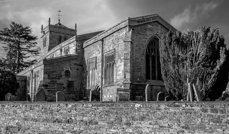 Parish Church of All Saints, Harpole, Northamptonshire