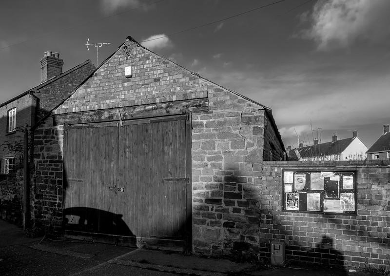 Garage, High Street, Harpole, Northamptonshire