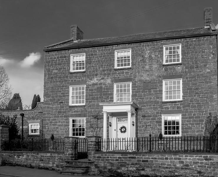 The Manor House, High Street, Harpole, Northamptonshire