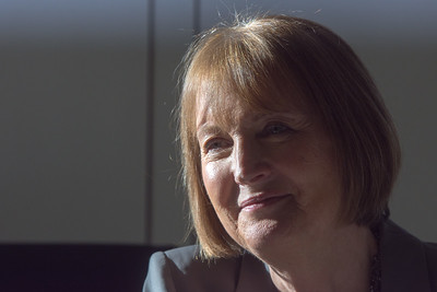 Harriet Harman for High Profiles