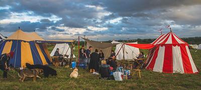 Bosworth - Lord Harrington's Camp