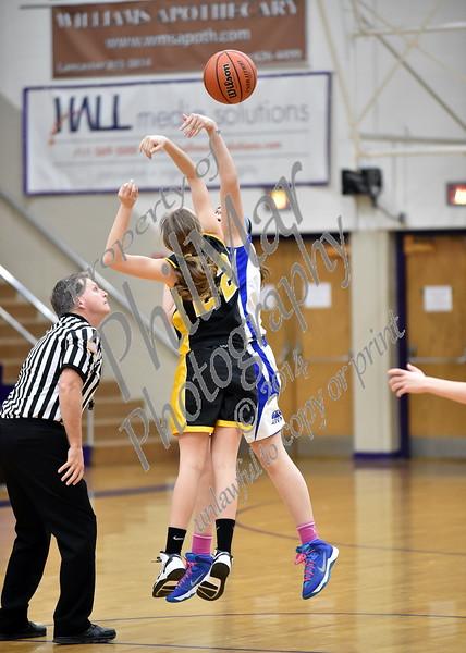 Harrisburg Diocesan CYO Basketball Tournament 2015