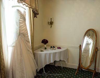 Wedding Gown at Yorktowne Hotel