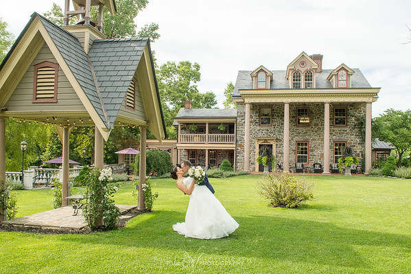 Amelia and  Steve at Moonstone Manor