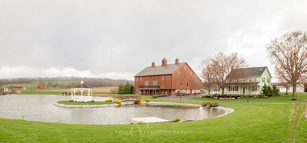 Harvest view Barn at Hershey Farms