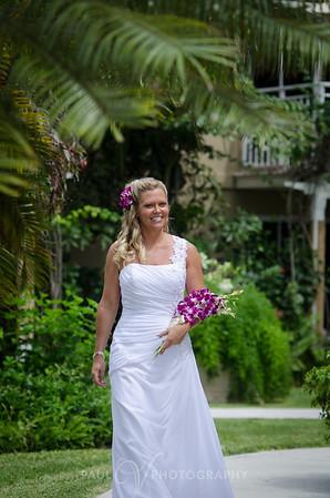 Casey and Chip's Destination Wedding at Sandals Grande Antigua
