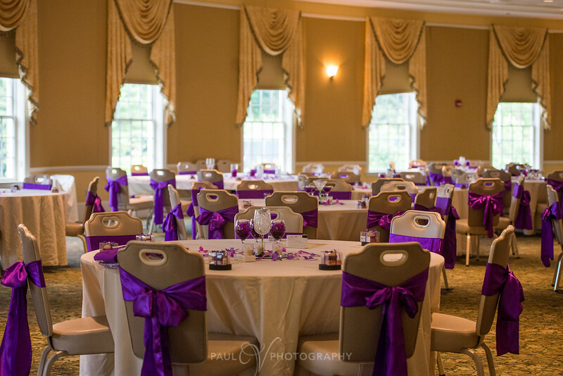 West Shore Country Club Reception