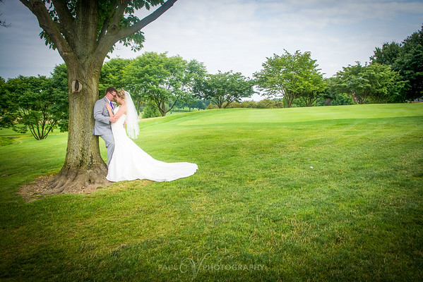 West Shore Country Club Wedding