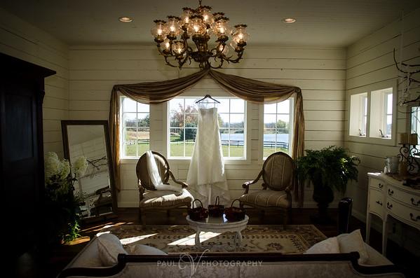 Lakeview Farms Bridal Room