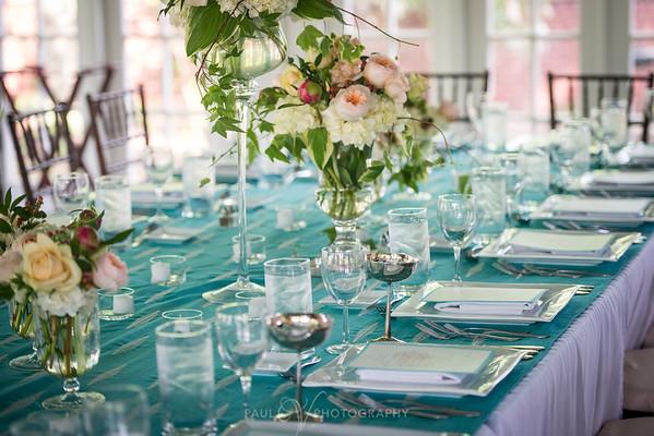 Wedding reception at lily Manor