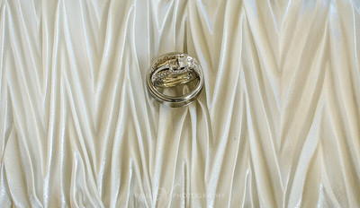 Ring Shot on gown