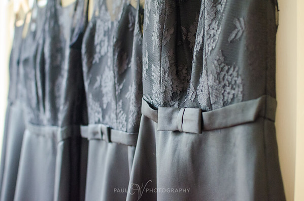 Bridesmaids Dresses at Shady Lane