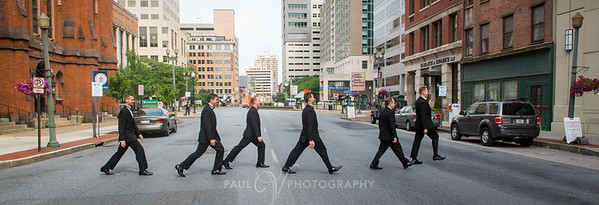 Abbey Road on Front street Harrisburg