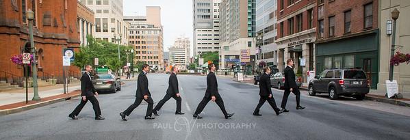 Abbey Road on Front street Harrisburg