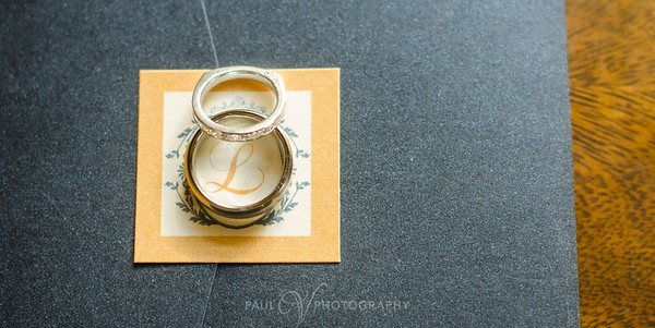 Ring and Invitation at Linwood Estate