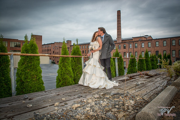 Mackenzie and micheal's Wedding Day at the Cork Factory in Lancaster Pennsylvania