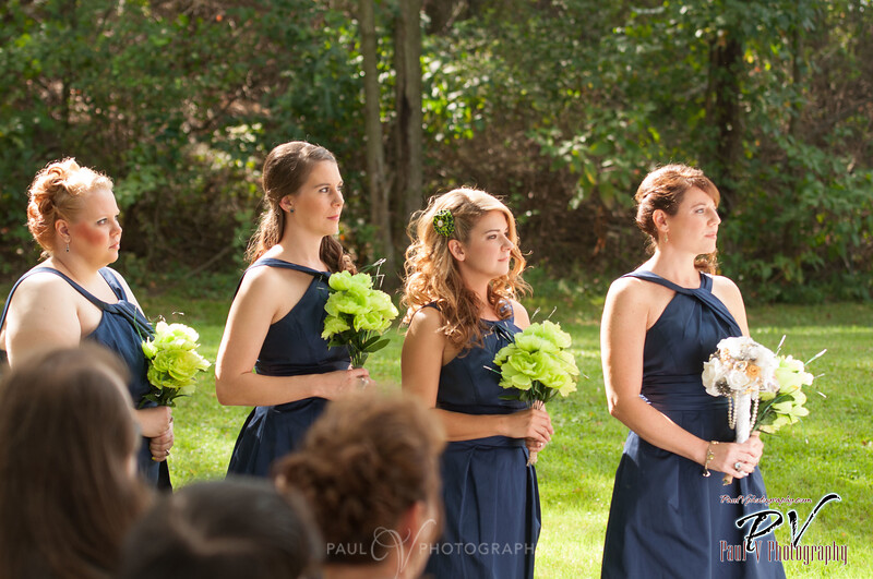 Jason and Sarah's Wedding at the Canna Country Inn Etters Pa