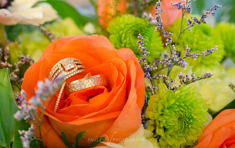 Rings and Flowers at Moonstone Manor