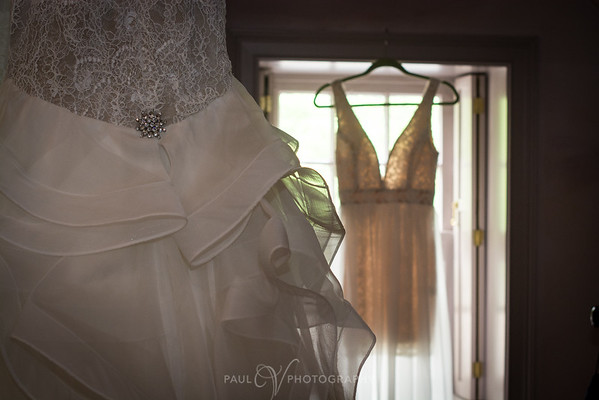 Wedding Gown at Moonstone Manor