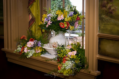 Flowers at Moonstone Manor