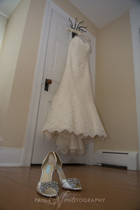 Wedding Gown at Shady Lane
