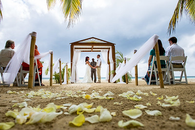 Destination Wedding Ceremony
