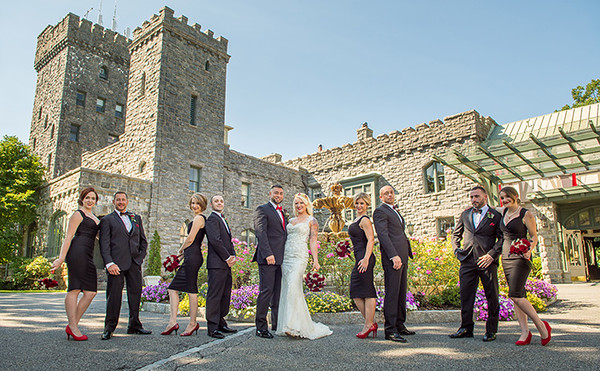 A Castle Wedding